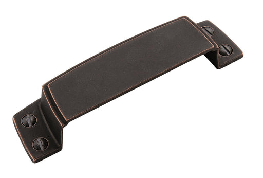 Amerock A-BP55318-DOB Highland Ridge Dark Oiled Bronze Cup Pull - KnobDepot.com