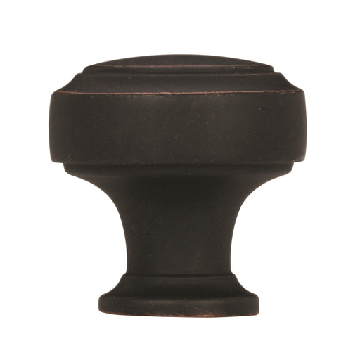 Amerock A-BP55312-DOB Highland Ridge Dark Oiled Bronze Round Knob - KnobDepot.com