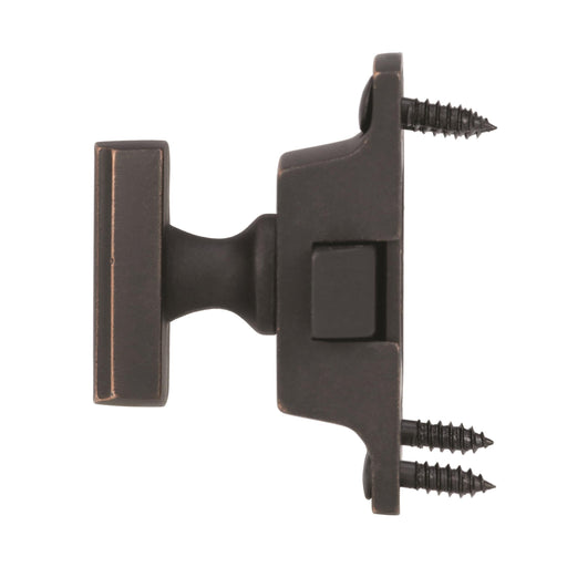 Amerock A-BP55315DOB Highland Ridge Dark Oiled Bronze Catch or Latch - Knob Depot