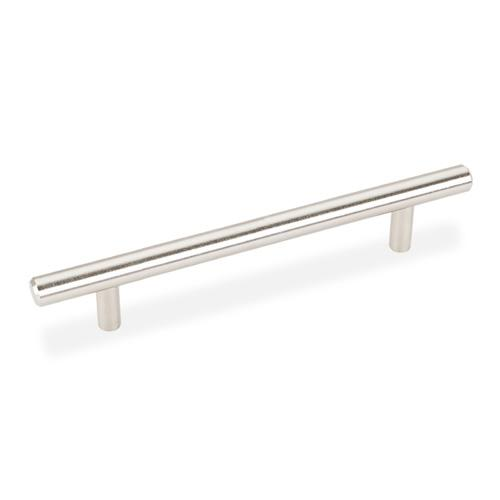 Elements E-174SS Naples Stainless Steel Bar Pull - KnobDepot.com