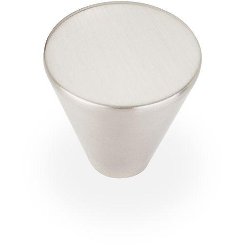 Elements E-26SN Sedona Satin Nickel Round Knob - KnobDepot.com