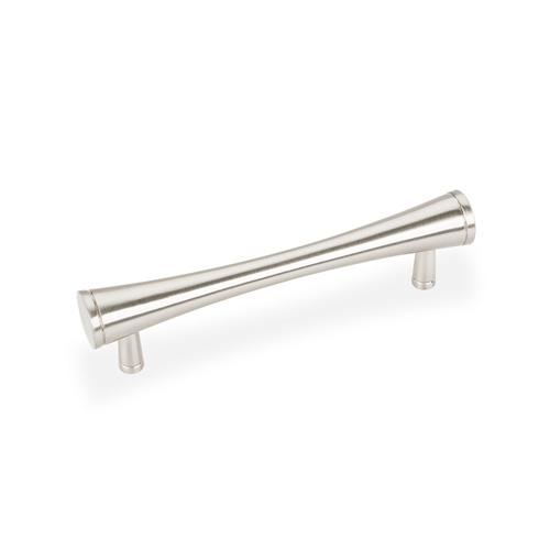 Elements E-475SN Sedona Satin Nickel Standard Pull - KnobDepot.com