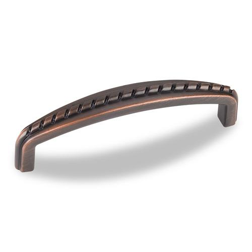Elements E-Z118-96DBAC Cypress Brushed Oil Rubbed Bronze Standard Pull - KnobDepot.com