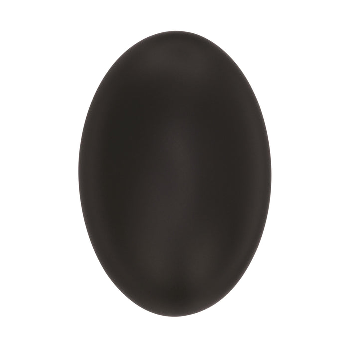 Amerock A-BP53014-FB Allison Flat Black Large Knob