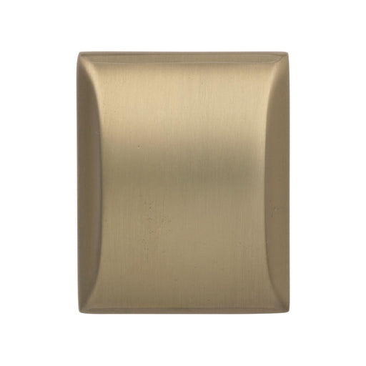 Amerock A-BP29340BBZ Candler Golden Champagne Rectangle Knob - Knob Depot