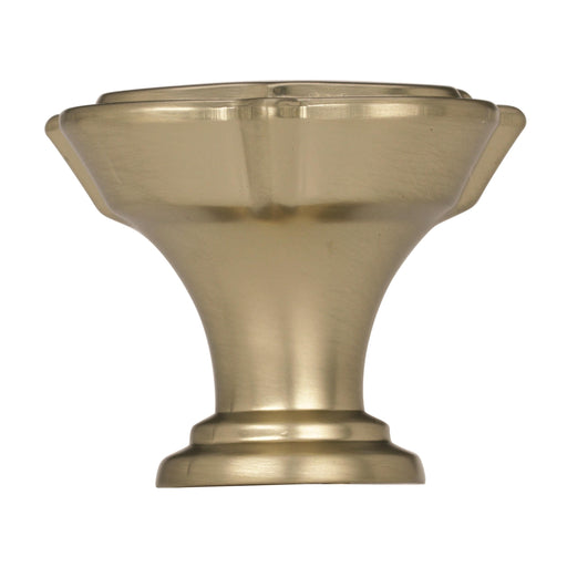 Amerock A-BP36628BBZ Grace Revitalize Golden Champagne Square Knob - KnobDepot.com
