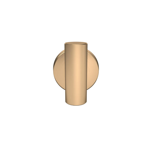Amerock A-BH26542-BBZ Hooks ,  Amerock/Arrondi - Bathroom Brushed Bronze Hook - Knob Depot