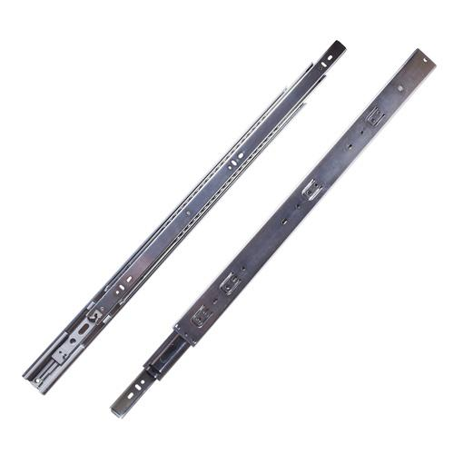 Hickory Hardware H-P1055/12-2C Functional/Drawer Slides Cadmium Drawer Slide - KnobDepot.com