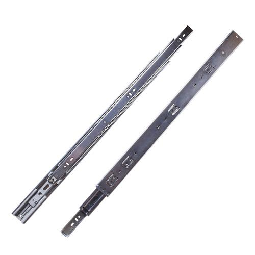 Hickory Hardware H-P1055/20-2C Functional/Drawer Slides Cadmium Drawer Slide - KnobDepot.com