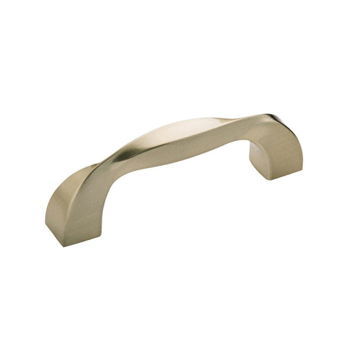 Hickory Hardware H-H076015-EGN Contemporary/Twist Elusive Golden Nickel D-Pull - Knob Depot