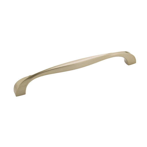 Hickory Hardware H-H076019-EGN Contemporary/Twist Elusive Golden Nickel D-Pull - Knob Depot