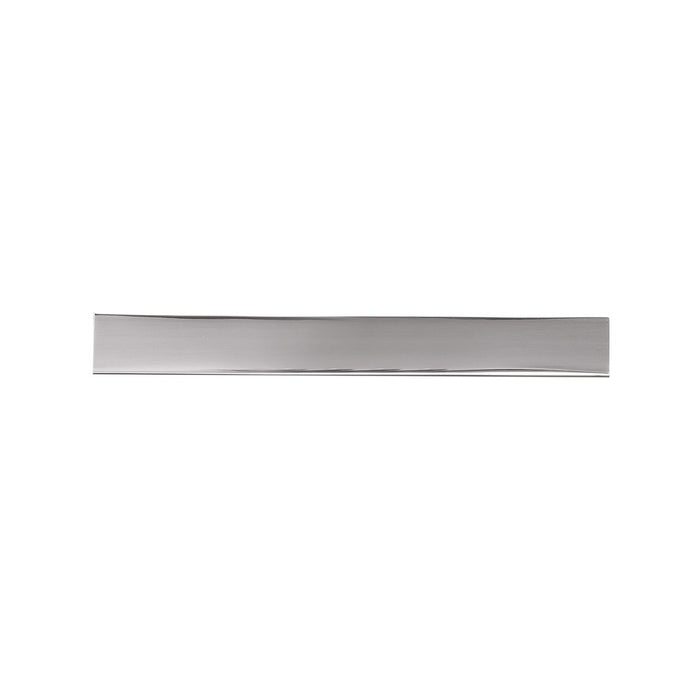 Hickory Hardware H-HH075266-GN Contemporary/Streamline Glossy Nickel Finger Pull - KnobDepot.com
