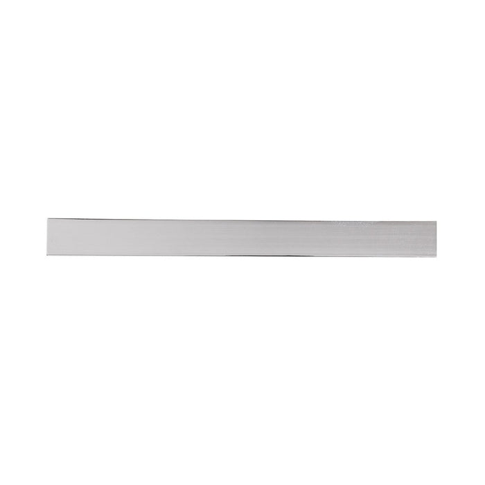 Hickory Hardware H-HH075267-GN Contemporary/Streamline Glossy Nickel Finger Pull