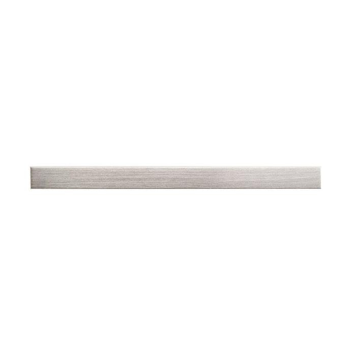 Hickory Hardware H-HH075268-TN Contemporary/Streamline Toasted Nickel Finger Pull - Knob Depot