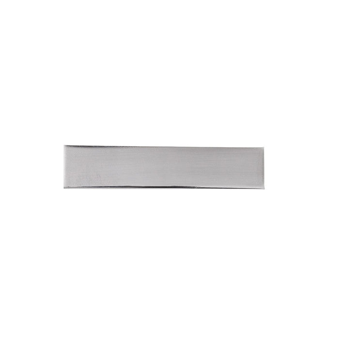 Hickory Hardware H-HH075280-GN Contemporary/Streamline Glossy Nickel Finger Pull - Knob Depot