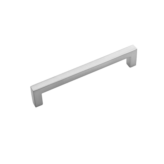 Hickory Hardware H-HH075328-SS Contemporary/Skylight Stainless Steel Standard Pull - KnobDepot.com