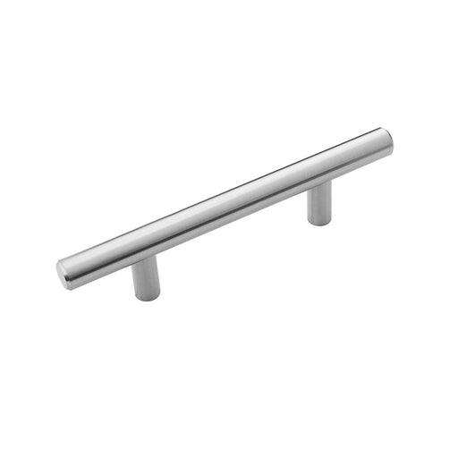 Hickory Hardware H-HH075593-SS Contemporary/Bar Pull Stainless Steel Bar Pull - Knob Depot