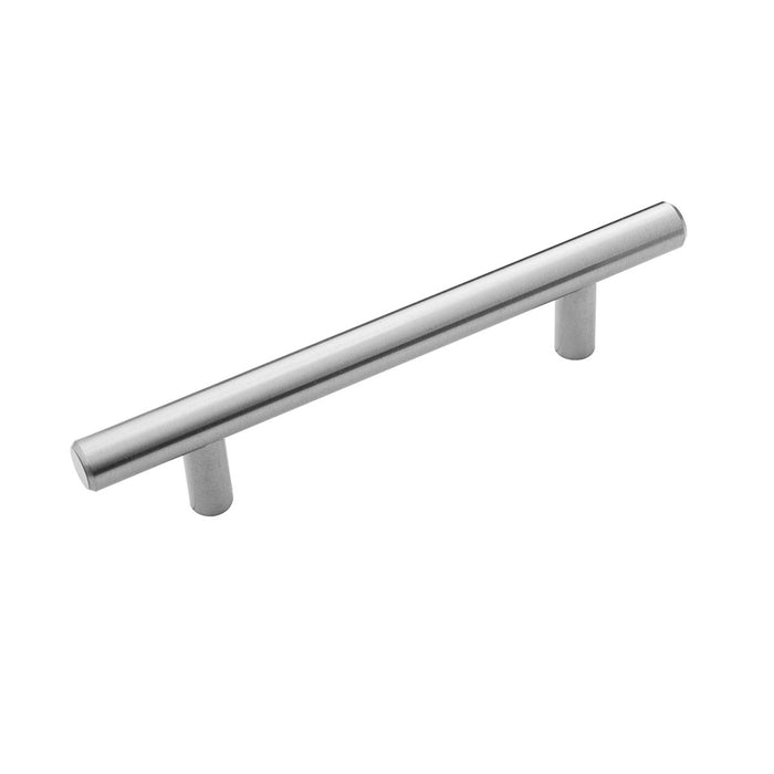 Hickory Hardware H-HH075594-SS Contemporary/Bar Pull Stainless Steel Bar Pull - Knob Depot