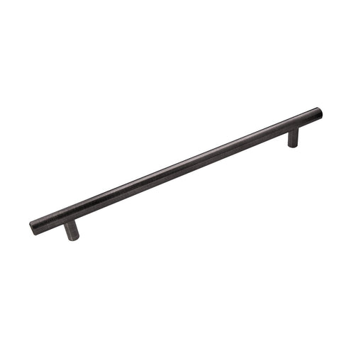 Hickory Hardware H-HH075598-BBLN Contemporary/Bar Pull Brushed Black Nickel Bar Pull