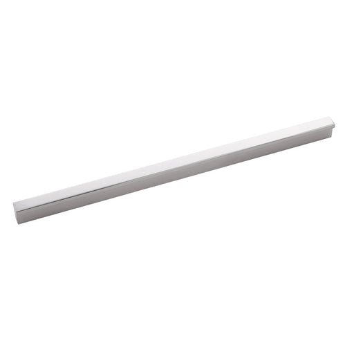 Hickory Hardware H-HH076265-GN Contemporary/Streamline Glossy Nickel Finger Pull - KnobDepot.com
