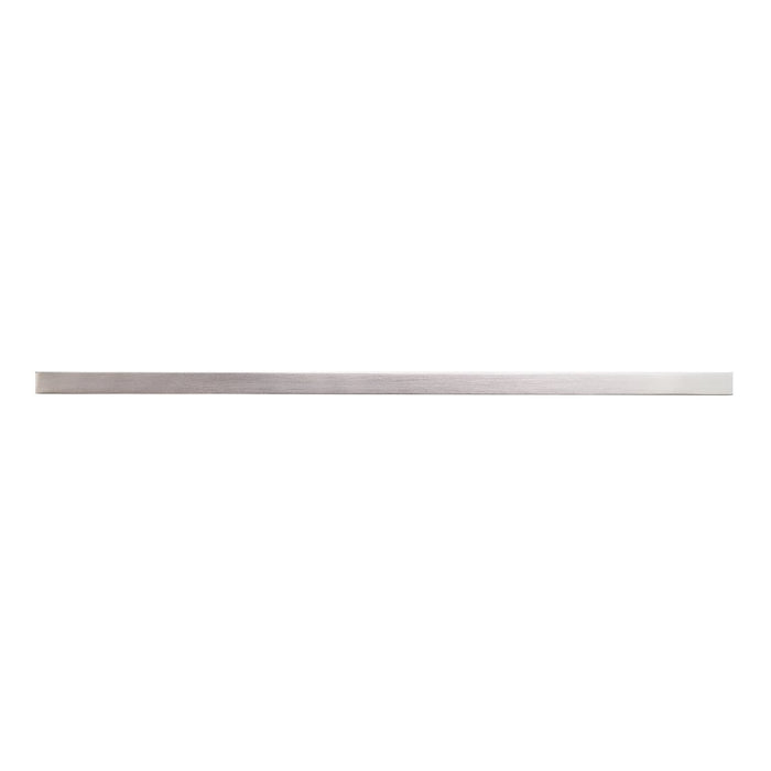 Hickory Hardware H-HH076266-TN Contemporary/Streamline Toasted Nickel Finger Pull - Knob Depot