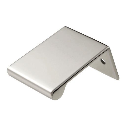 Hickory Hardware H-HH09747-14 Contemporary/Rotterdam Polished Nickel Finger Pull - KnobDepot.com