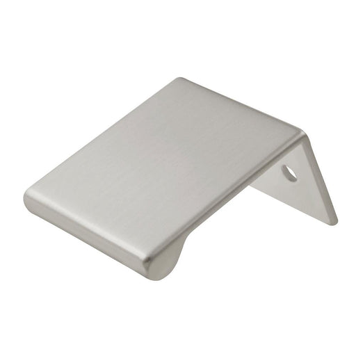 Hickory Hardware H-HH09747-SN Contemporary/Rotterdam Satin Nickel Finger Pull - KnobDepot.com
