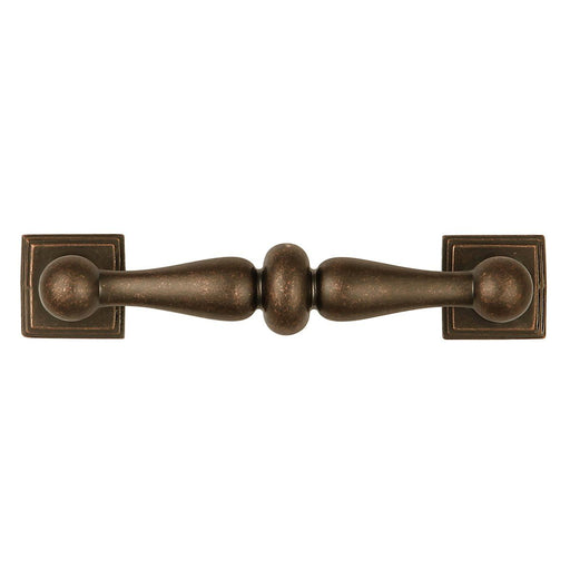 Hickory Hardware H-HH74549-DAC Traditional/Somerset Dark Antique Copper Standard Pull - KnobDepot.com