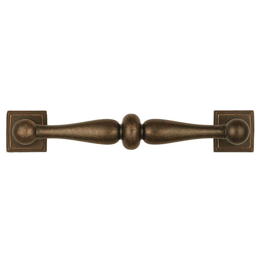 Hickory Hardware H-HH74637-DAC Traditional/Somerset Dark Antique Copper Standard Pull - KnobDepot.com