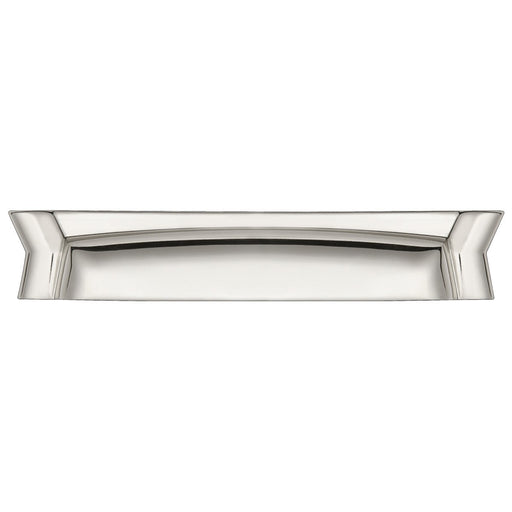 Hickory Hardware H-HH74671-14 Contemporary/Wisteria Polished Nickel Cup Pull - KnobDepot.com