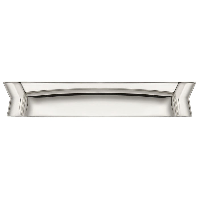 Hickory Hardware H-HH74671-14 Contemporary/Wisteria Polished Nickel Cup Pull