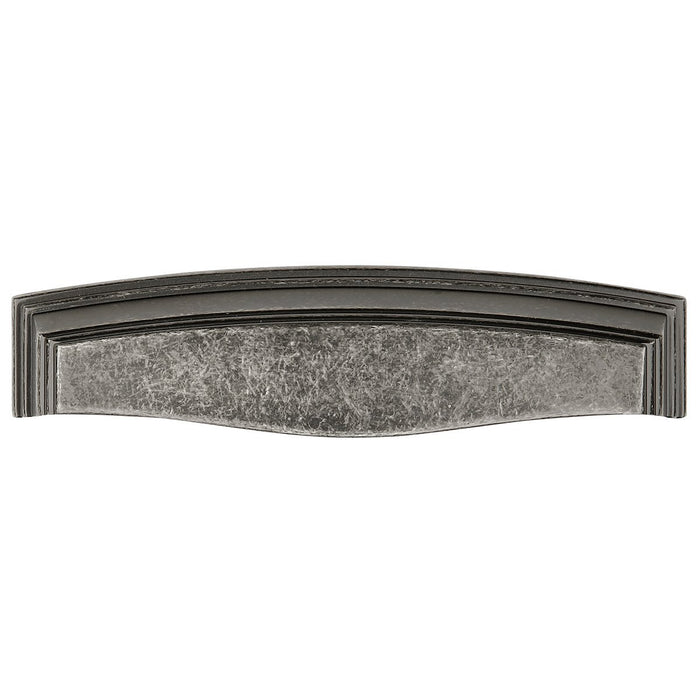 Hickory Hardware H-HH74673-BNV Traditional/Somerset Black Nickel Vibed Cup Pull