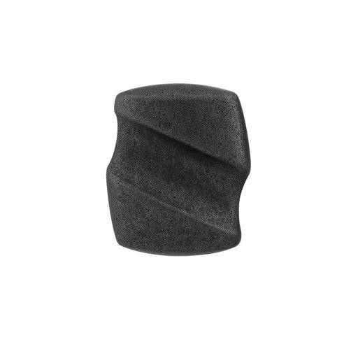 Hickory Hardware H-HH74729-BI Contemporary/Serendipity Black Iron Rectangular Knob - Knob Depot