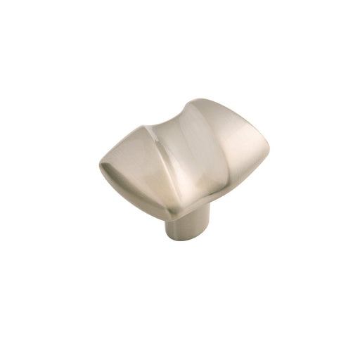 Hickory Hardware H-HH74729-ITN Contemporary/Serendipity Iced Tea Nickel Rectangular Knob - KnobDepot.com