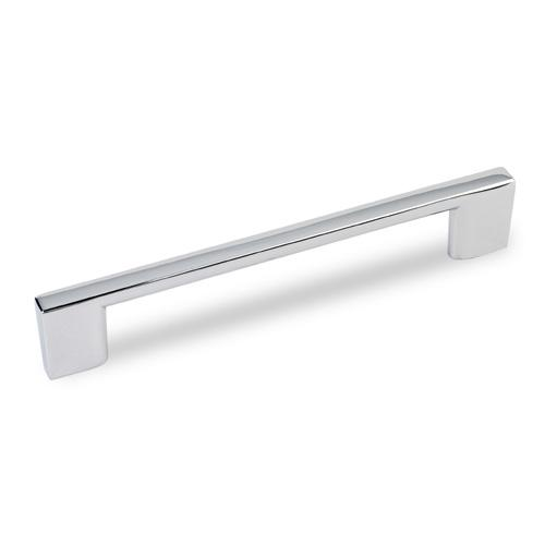 Jeffrey Alexander JA-635-128PC Sutton Polished Chrome Bar Pull