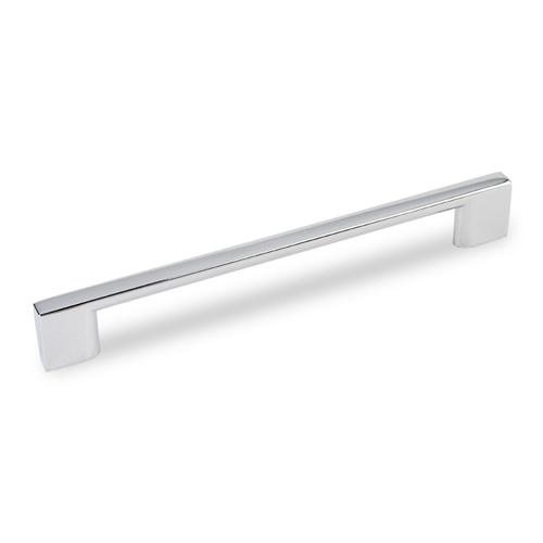 Jeffrey Alexander JA-635-160PC Sutton Polished Chrome Bar Pull - KnobDepot.com