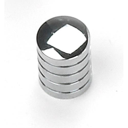 Laurey L-26226 Delano Polished Chrome Round Knob - KnobDepot.com
