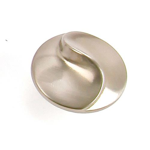 Laurey L-38228 Highline Satin Nickel Round Knob - Knob Depot