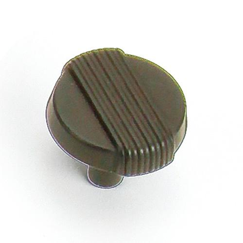 Laurey L-39066 Wired Oil Rubbed Bronze Round Knob - Knob Depot