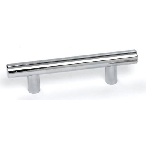 Laurey L-52926 Danica Polished Chrome Bar Pull - Knob Depot
