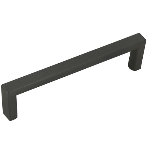 Laurey L-73066 Cosmo Oil Rubbed Bronze Square D Handle - KnobDepot.com
