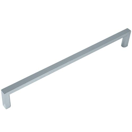 Laurey L-73326 Cosmo Polished Chrome Square D Handle - KnobDepot.com
