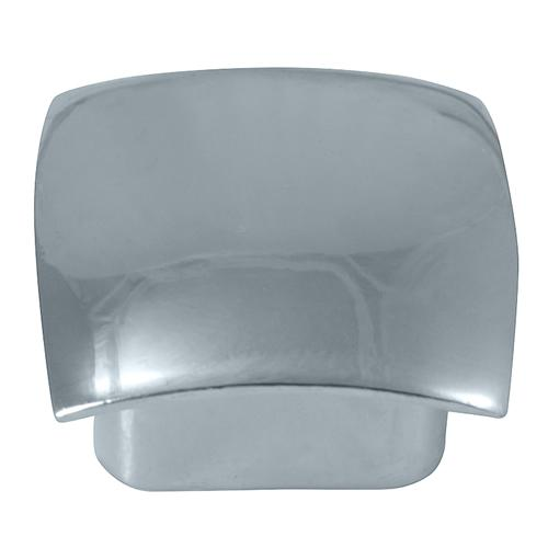 Laurey L-74526 Aventura Polished Chrome Square Knob - Knob Depot