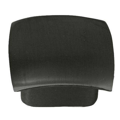 Laurey L-74566 Aventura Oil Rubbed Bronze Square Knob - Knob Depot