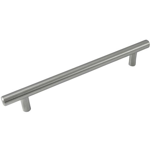 Laurey L-87003 Melrose Brushed Satin Nickel Bar Pull - KnobDepot.com