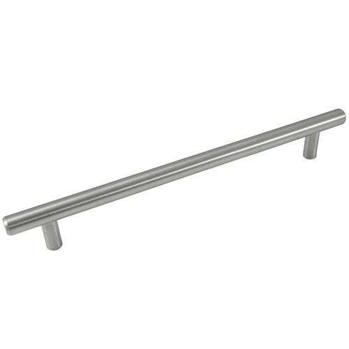 Laurey L-87004 Melrose Brushed Satin Nickel Bar Pull - KnobDepot.com