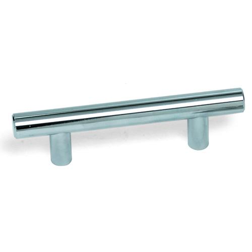 Laurey L-89011 Melrose Stainless Steel Bar Pull - Knob Depot