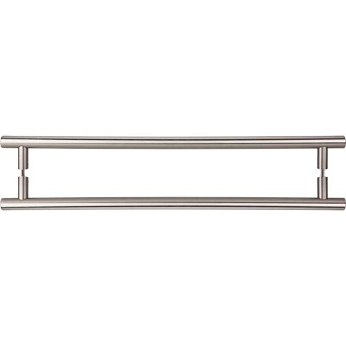 Top Knobs T-M1331-18pair Hopewell - Appliance Pulls Brushed Satin Nickel Appliance Pull - KnobDepot.com
