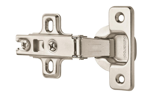 Amerock A-BP4611-A14 Hinges Nickel Hinge - KnobDepot.com