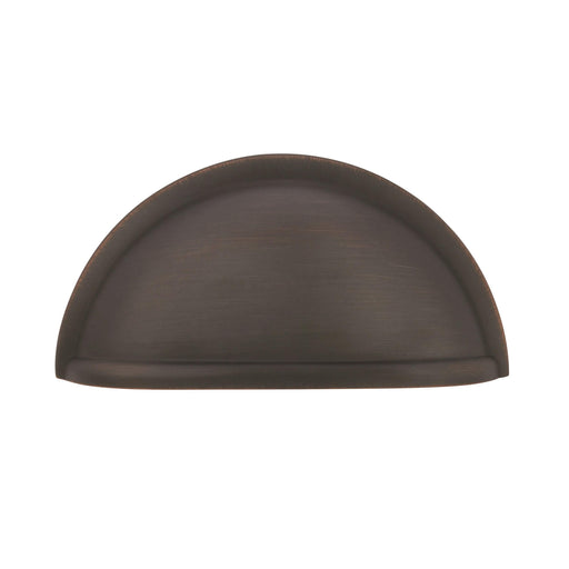Amerock A-BP53010-ORB Allison Oil-Rubbed Bronze Cup Pull - KnobDepot.com